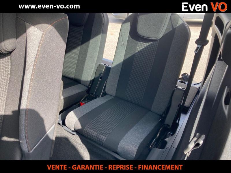 Photo 13 de l'offre de PEUGEOT 5008 1.6 BLUEHDI 120CH ACTIVE BUSINESS S&S EAT6 à 22500€ chez Even VO