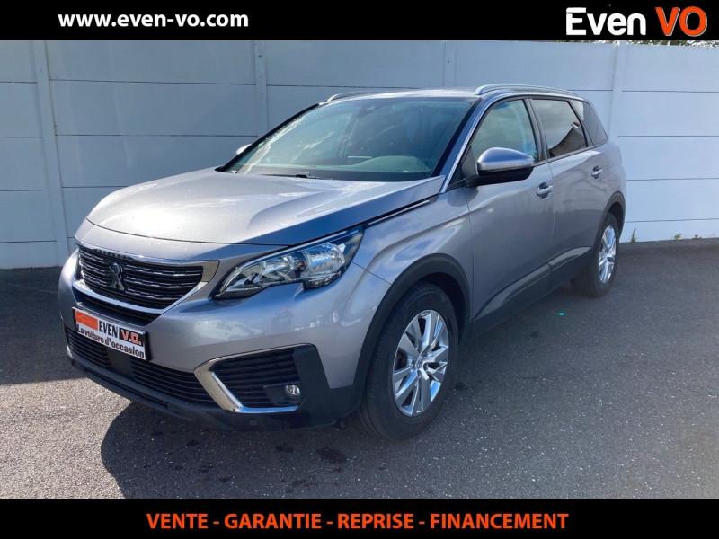 Peugeot 5008 1.6 BLUEHDI 120CH ACTIVE BUSINESS S&S EAT6 Diesel GRIS  Occasion à vendre