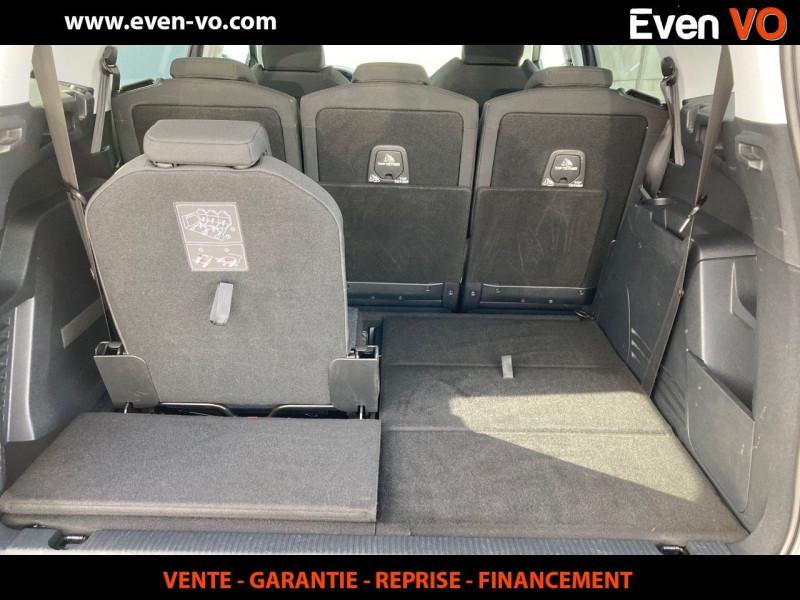 Photo 14 de l'offre de PEUGEOT 5008 1.6 BLUEHDI 120CH ACTIVE BUSINESS S&S EAT6 à 22500€ chez Even VO
