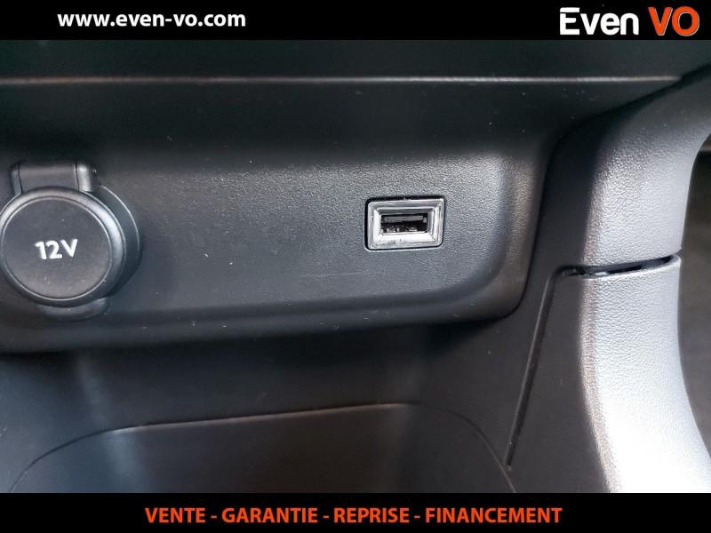 Photo 9 de l'offre de CITROEN C3 PURETECH 82CH FEEL BUSINESS S&S E6.D-TEMP à 12000€ chez Even VO