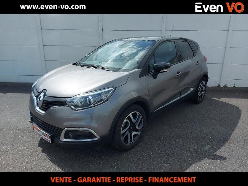 Renault CAPTUR 1.5 DCI 90CH STOP&START ENERGY INTENS ECO² Diesel GRIS Occasion à vendre
