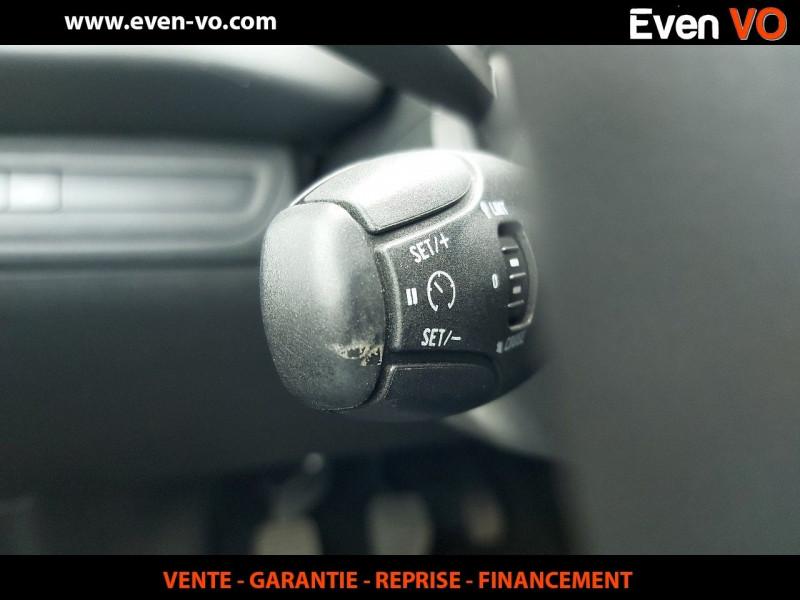 Photo 15 de l'offre de PEUGEOT 208 1.6 BLUEHDI 75CH  ACTIVE BUSINESS S&S 5P à 9300€ chez Even VO