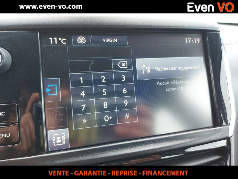 Photo 11 de l'offre de PEUGEOT 208 1.6 BLUEHDI 75CH  ACTIVE BUSINESS S&S 5P à 9300€ chez Even VO