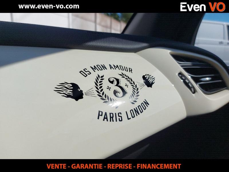 Photo 17 de l'offre de DS DS 3 PURETECH 110CH CAFE RACER AUTOMATIQUE à 19500€ chez Even VO