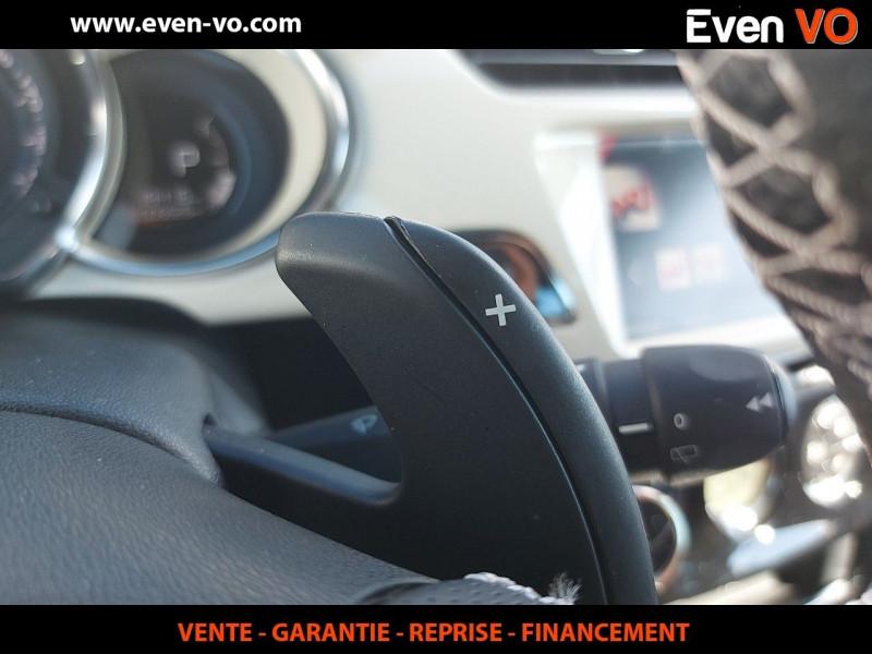 Photo 26 de l'offre de DS DS 3 PURETECH 110CH CAFE RACER AUTOMATIQUE à 19500€ chez Even VO