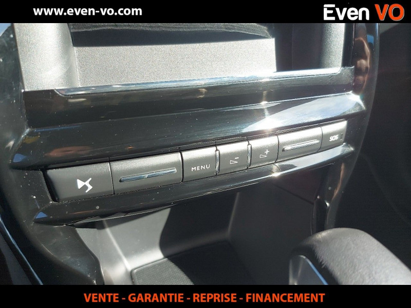 Photo 11 de l'offre de DS DS 3 PURETECH 110CH CAFE RACER AUTOMATIQUE à 19500€ chez Even VO