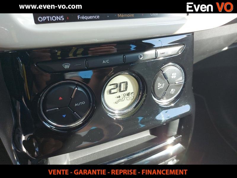 Photo 10 de l'offre de DS DS 3 PURETECH 110CH CAFE RACER AUTOMATIQUE à 19500€ chez Even VO