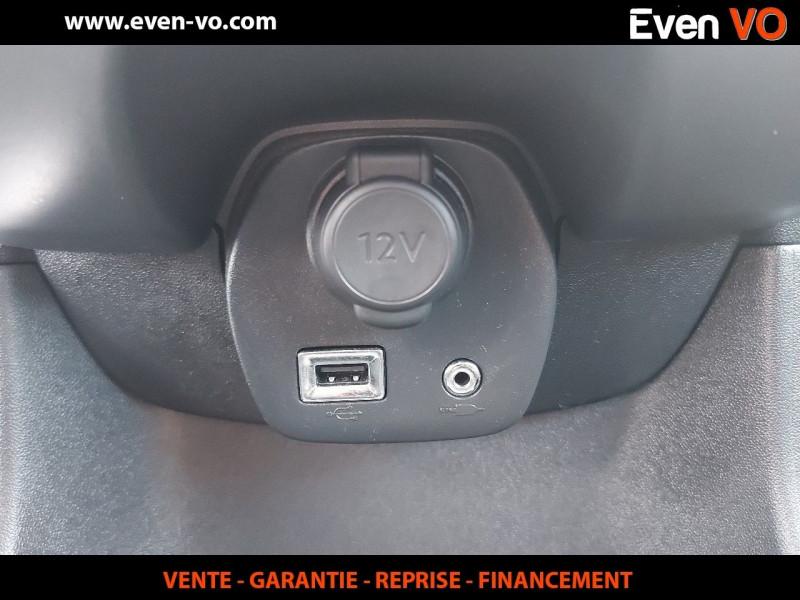 Photo 7 de l'offre de TOYOTA AYGO 1.0 VVT-I 69CH X-PLAY 5P à 9300€ chez Even VO