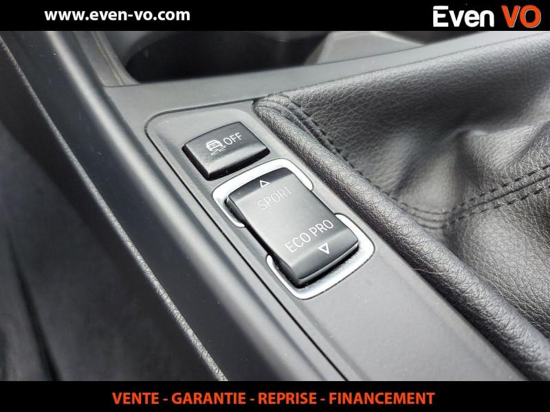 Photo 14 de l'offre de BMW SERIE 1 116D 116CH EFFICIENTDYNAMICS EDITION BUSINESS 5P à 11000€ chez Even VO