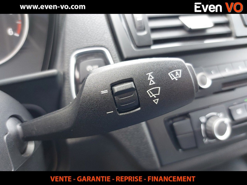 Photo 25 de l'offre de BMW SERIE 1 116D 116CH EFFICIENTDYNAMICS EDITION BUSINESS 5P à 11000€ chez Even VO