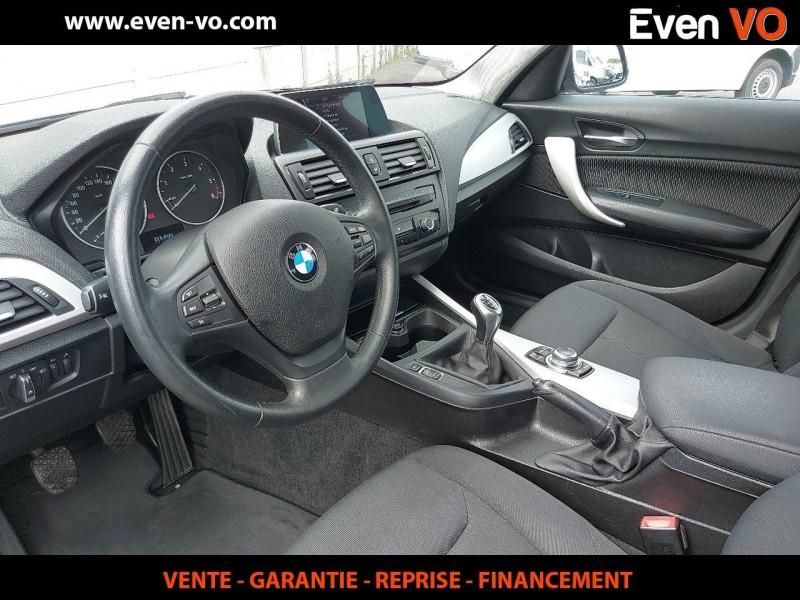 Photo 3 de l'offre de BMW SERIE 1 116D 116CH EFFICIENTDYNAMICS EDITION BUSINESS 5P à 11000€ chez Even VO