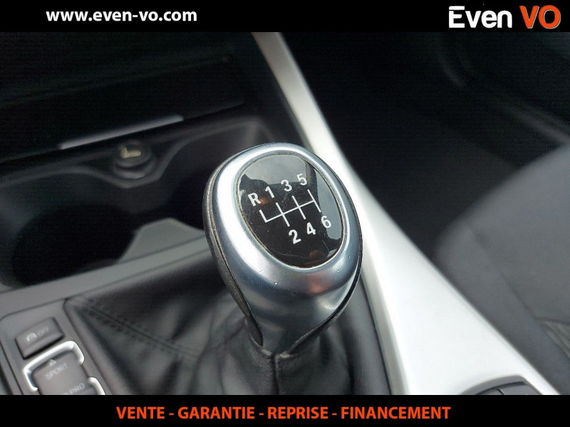 Photo 16 de l'offre de BMW SERIE 1 116D 116CH EFFICIENTDYNAMICS EDITION BUSINESS 5P à 11000€ chez Even VO