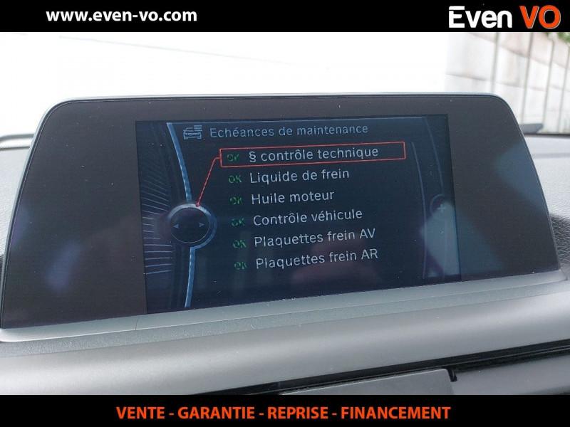 Photo 13 de l'offre de BMW SERIE 1 116D 116CH EFFICIENTDYNAMICS EDITION BUSINESS 5P à 11000€ chez Even VO