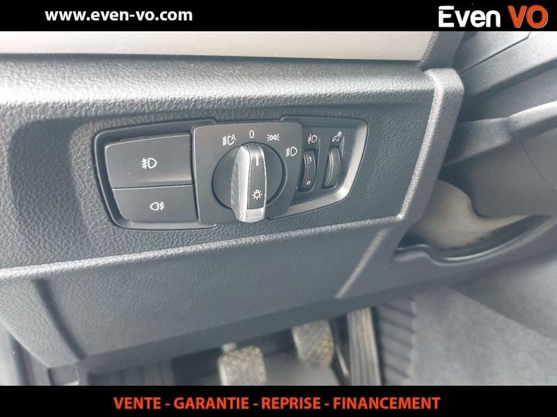Photo 19 de l'offre de BMW SERIE 1 116D 116CH EFFICIENTDYNAMICS EDITION BUSINESS 5P à 11000€ chez Even VO