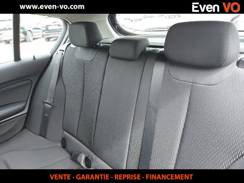 Photo 6 de l'offre de BMW SERIE 1 116D 116CH EFFICIENTDYNAMICS EDITION BUSINESS 5P à 11000€ chez Even VO