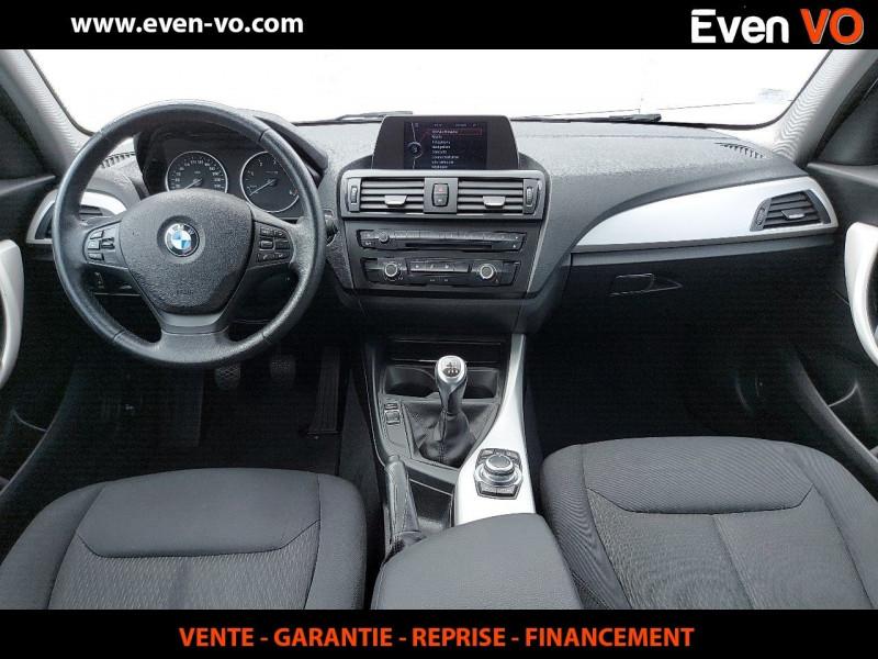 Photo 4 de l'offre de BMW SERIE 1 116D 116CH EFFICIENTDYNAMICS EDITION BUSINESS 5P à 11000€ chez Even VO