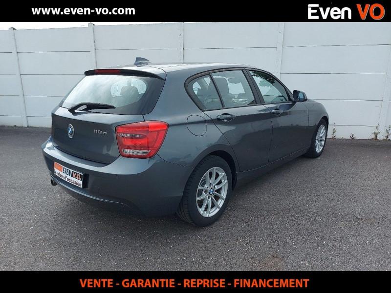 Photo 2 de l'offre de BMW SERIE 1 116D 116CH EFFICIENTDYNAMICS EDITION BUSINESS 5P à 11000€ chez Even VO