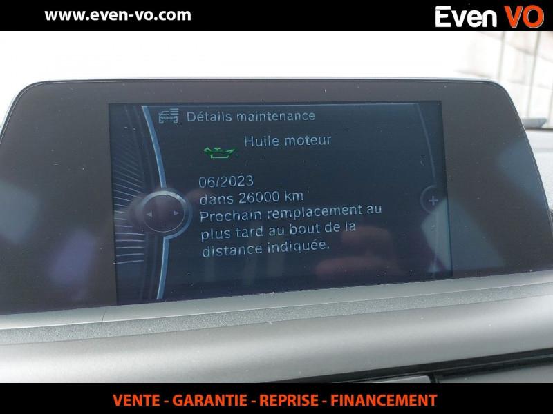 Photo 9 de l'offre de BMW SERIE 1 116D 116CH EFFICIENTDYNAMICS EDITION BUSINESS 5P à 11000€ chez Even VO