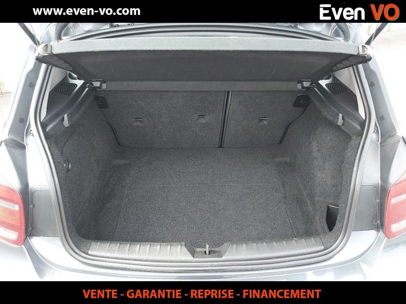 Photo 10 de l'offre de BMW SERIE 1 116D 116CH EFFICIENTDYNAMICS EDITION BUSINESS 5P à 11000€ chez Even VO