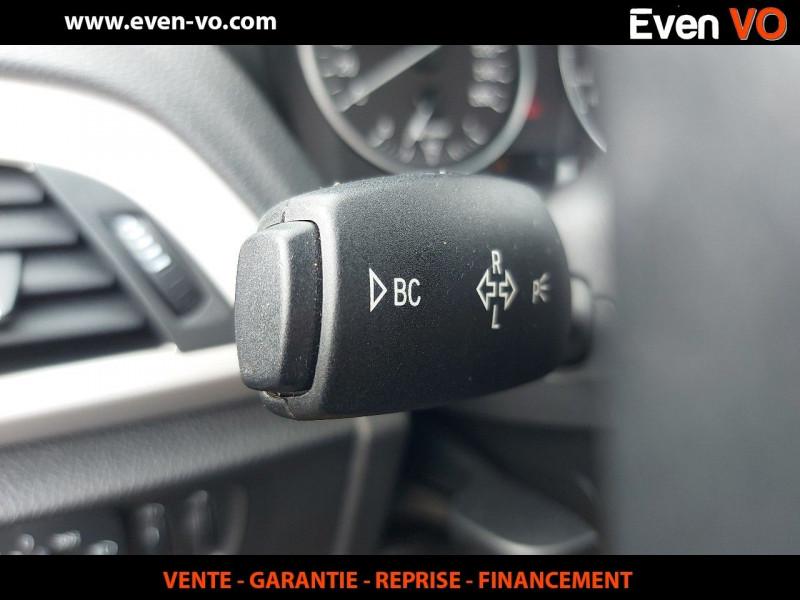 Photo 21 de l'offre de BMW SERIE 1 116D 116CH EFFICIENTDYNAMICS EDITION BUSINESS 5P à 11000€ chez Even VO