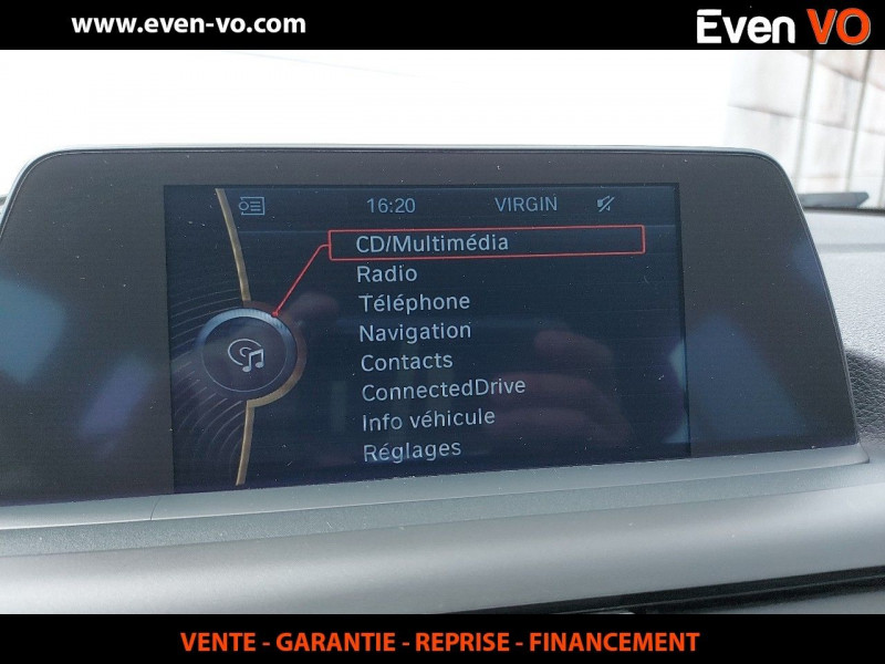 Photo 11 de l'offre de BMW SERIE 1 116D 116CH EFFICIENTDYNAMICS EDITION BUSINESS 5P à 11000€ chez Even VO