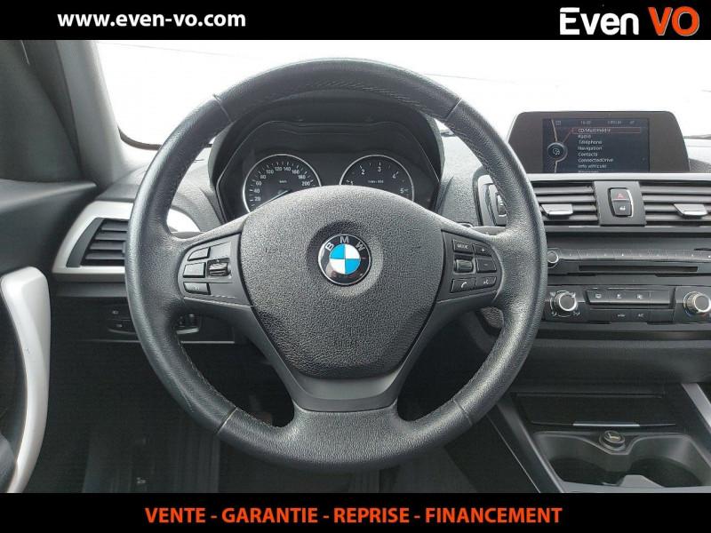 Photo 23 de l'offre de BMW SERIE 1 116D 116CH EFFICIENTDYNAMICS EDITION BUSINESS 5P à 11000€ chez Even VO