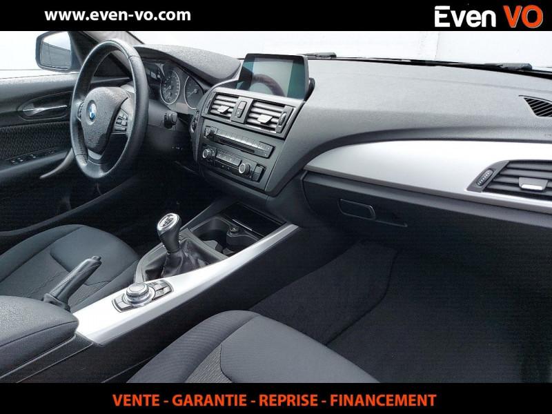 Photo 5 de l'offre de BMW SERIE 1 116D 116CH EFFICIENTDYNAMICS EDITION BUSINESS 5P à 11000€ chez Even VO