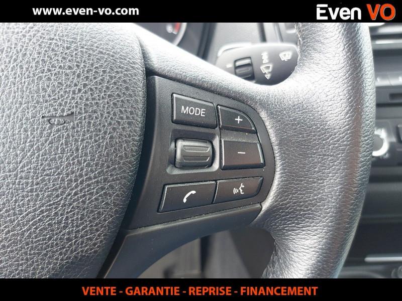 Photo 24 de l'offre de BMW SERIE 1 116D 116CH EFFICIENTDYNAMICS EDITION BUSINESS 5P à 11000€ chez Even VO