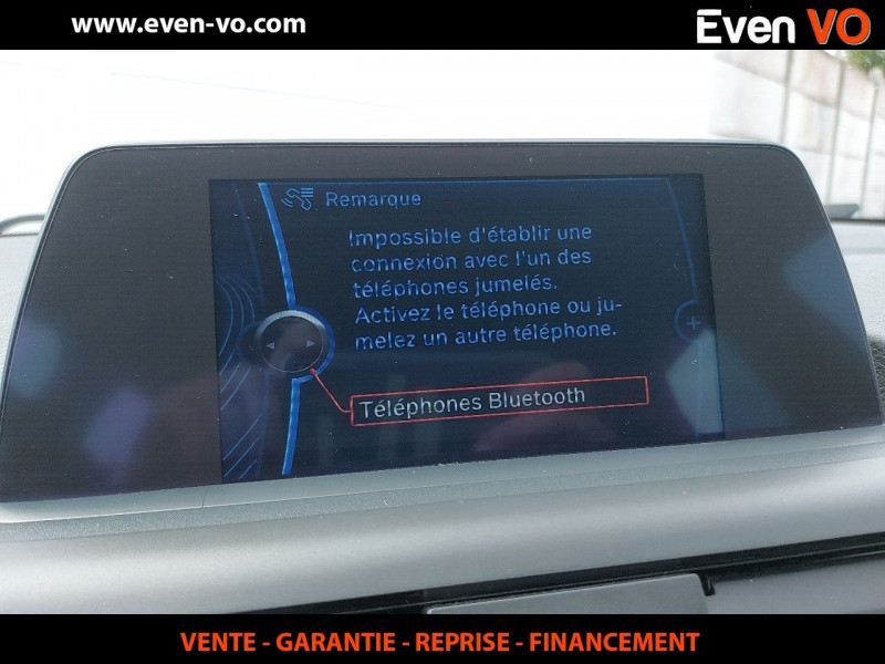 Photo 12 de l'offre de BMW SERIE 1 116D 116CH EFFICIENTDYNAMICS EDITION BUSINESS 5P à 11000€ chez Even VO