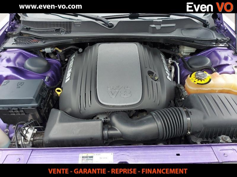 Photo 28 de l'offre de DODGE CHALLENGER V8 5.7 HEMI RT BVA à 39500€ chez Even VO