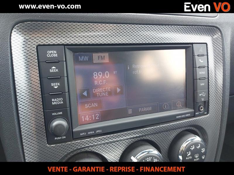 Photo 14 de l'offre de DODGE CHALLENGER V8 5.7 HEMI RT BVA à 39500€ chez Even VO