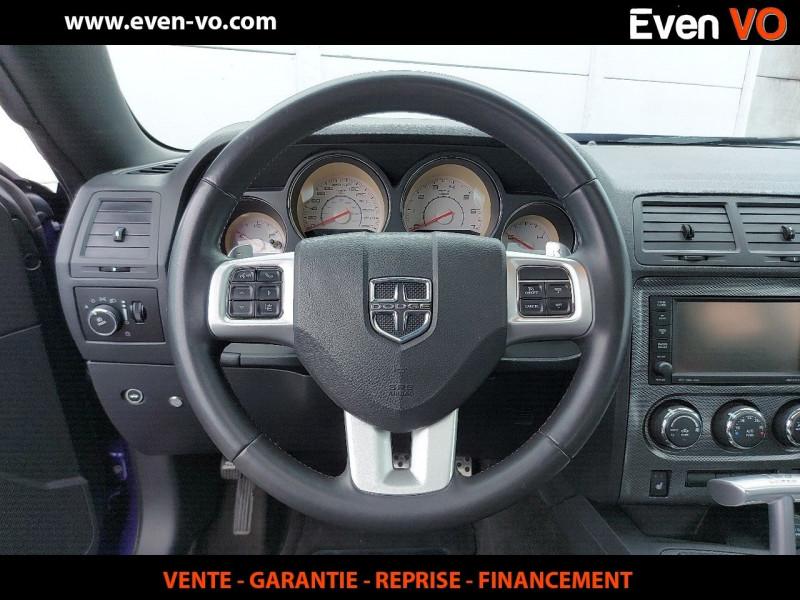 Photo 23 de l'offre de DODGE CHALLENGER V8 5.7 HEMI RT BVA à 39500€ chez Even VO