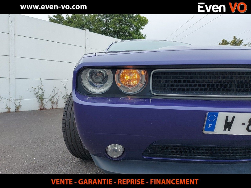 Photo 29 de l'offre de DODGE CHALLENGER V8 5.7 HEMI RT BVA à 39500€ chez Even VO