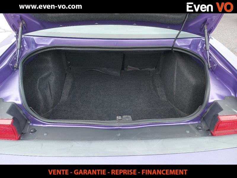 Photo 10 de l'offre de DODGE CHALLENGER V8 5.7 HEMI RT BVA à 39500€ chez Even VO