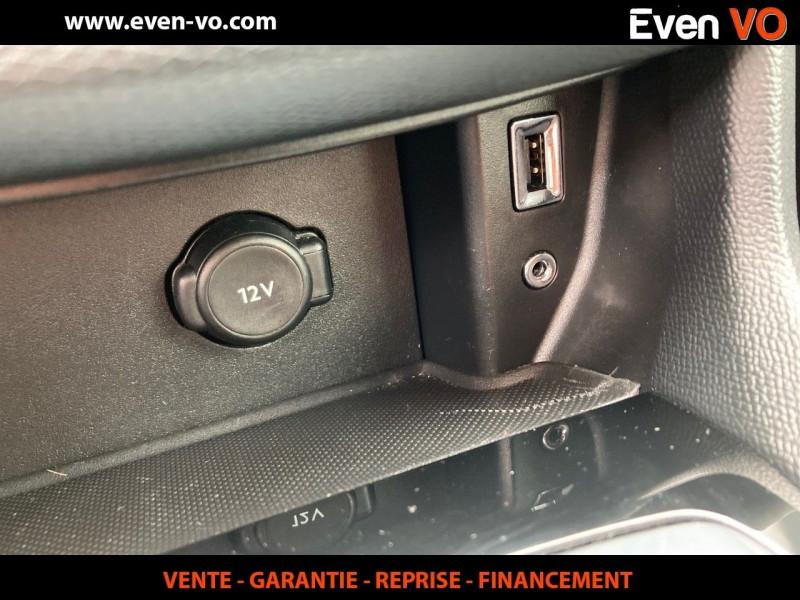 Photo 14 de l'offre de PEUGEOT 308 AFFAIRE 1.6 BLUEHDI 120CH S&S PREMIUM PACK à 10000€ chez Even VO