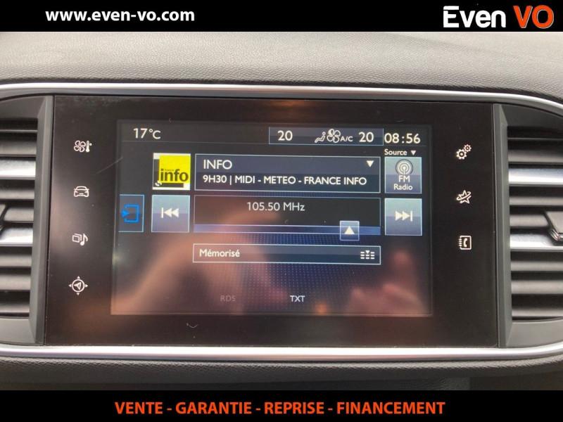 Photo 9 de l'offre de PEUGEOT 308 AFFAIRE 1.6 BLUEHDI 120CH S&S PREMIUM PACK à 10000€ chez Even VO