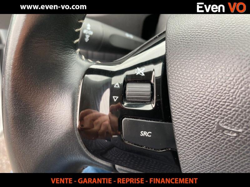 Photo 15 de l'offre de PEUGEOT 308 AFFAIRE 1.6 BLUEHDI 120CH S&S PREMIUM PACK à 10000€ chez Even VO