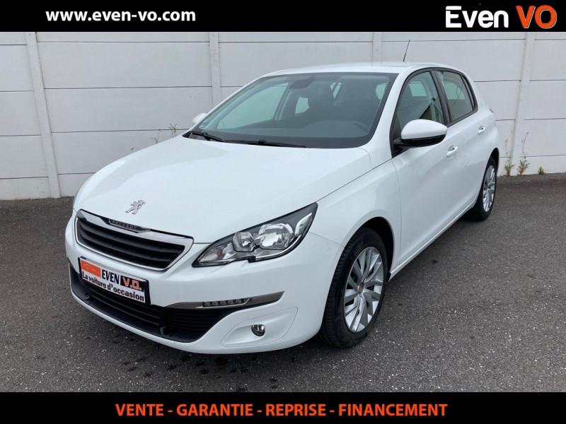 Peugeot 308 AFFAIRE 1.6 BLUEHDI 120CH S&S PREMIUM PACK Diesel BLANC Occasion à vendre