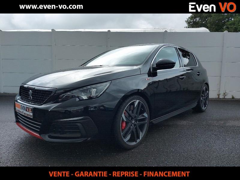 Peugeot 308 1.6 PURETECH 263CH S&S GTI Essence NOIR Occasion à vendre