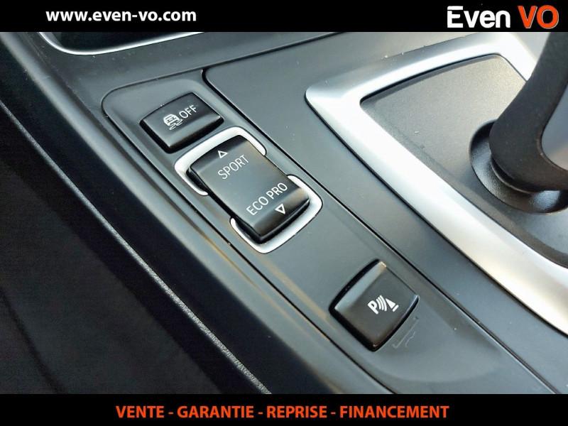 Photo 12 de l'offre de BMW SERIE 1 (F21/F20) 116DA 116CH BUSINESS DESIGN 5P à 21000€ chez Even VO