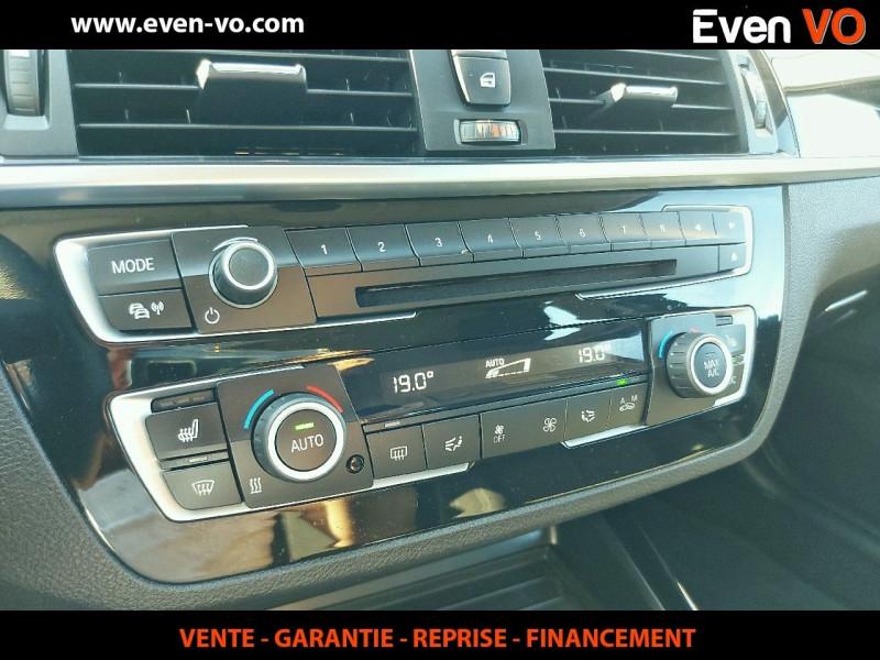 Photo 14 de l'offre de BMW SERIE 1 (F21/F20) 116DA 116CH BUSINESS DESIGN 5P à 21000€ chez Even VO