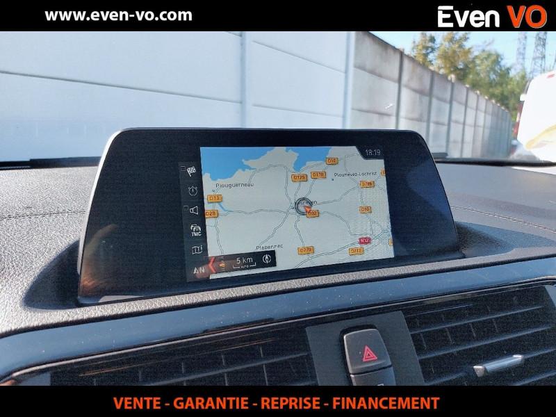 Photo 15 de l'offre de BMW SERIE 1 (F21/F20) 116DA 116CH BUSINESS DESIGN 5P à 21000€ chez Even VO