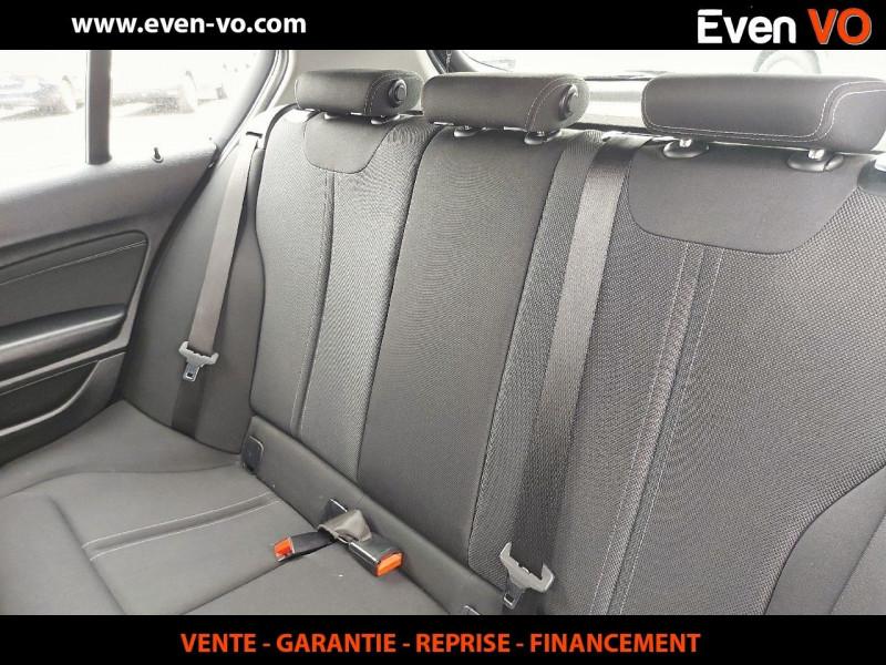 Photo 6 de l'offre de BMW SERIE 1 (F21/F20) 116DA 116CH BUSINESS DESIGN 5P à 20000€ chez Even VO