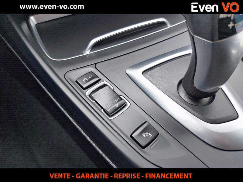 Photo 15 de l'offre de BMW SERIE 1 (F21/F20) 116DA 116CH BUSINESS DESIGN 5P à 20000€ chez Even VO