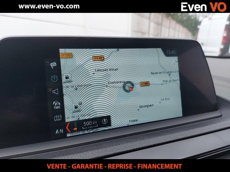 Photo 8 de l'offre de BMW SERIE 1 (F21/F20) 116DA 116CH BUSINESS DESIGN 5P à 20000€ chez Even VO