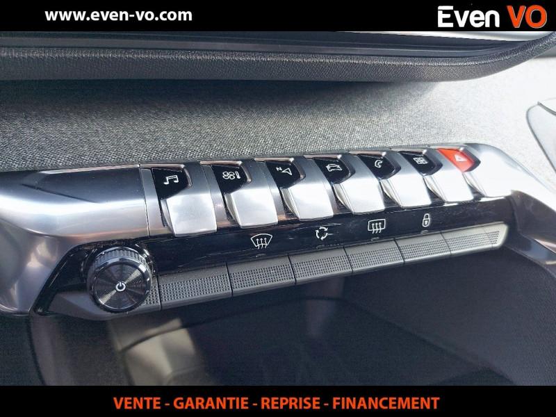 Photo 12 de l'offre de PEUGEOT 3008 1.2 PURETECH 130CH ALLURE S&S à 22500€ chez Even VO