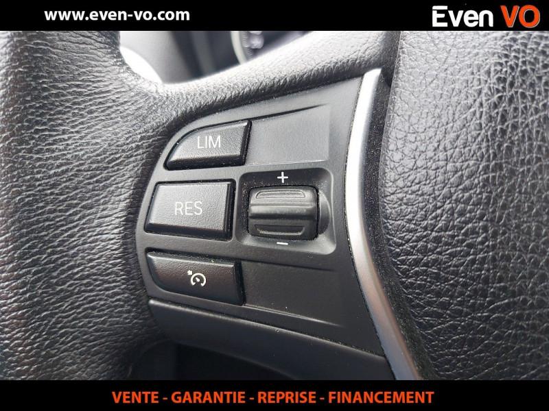 Photo 23 de l'offre de BMW SERIE 1 (F21/F20) 116DA 116CH BUSINESS DESIGN 5P à 20000€ chez Even VO