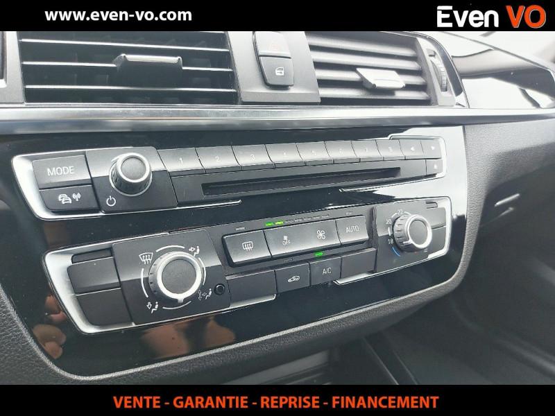 Photo 14 de l'offre de BMW SERIE 1 (F21/F20) 116DA 116CH BUSINESS DESIGN 5P à 20000€ chez Even VO