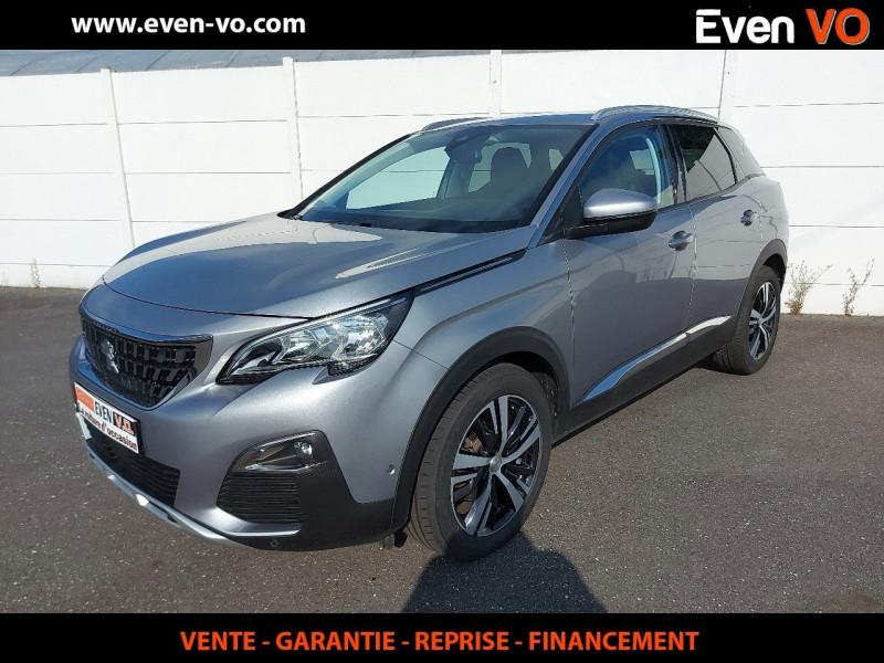 Peugeot 3008 1.2 PURETECH 130CH ALLURE S&S Essence GRIS  Occasion à vendre