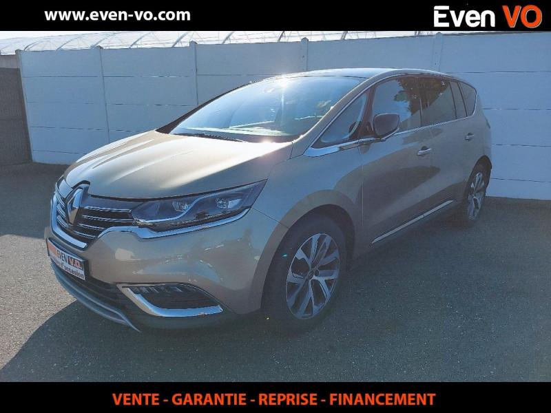 Renault ESPACE V 1.8 TCE 225CH ENERGY INTENS EDC Essence BEIGE Occasion à vendre